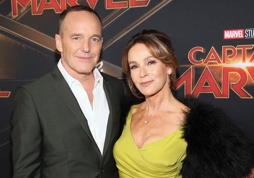 Jennifer Grey & Clark Gregg Split After 19 Years of Marriage