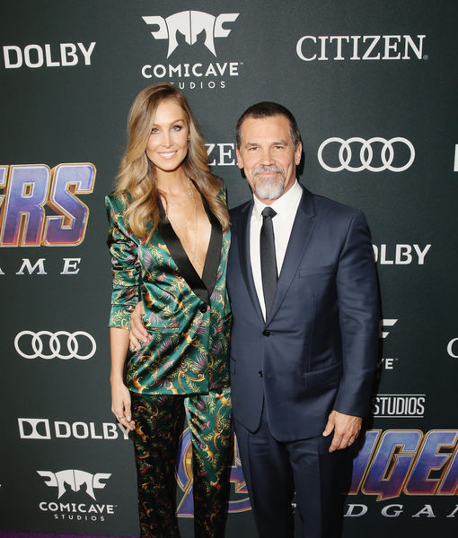 Josh Brolin & Wife Kathryn Boyd Expecting Baby #2