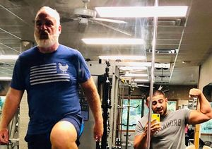 Chef Art Smith Dishes on His Dramatic 70-Lb. Weight-Loss Transformation