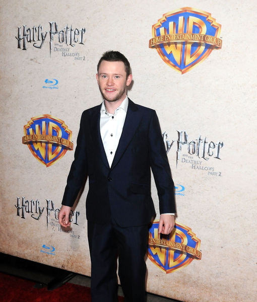 'Harry Potter' Baby! Devon Murray & GF Shannon McCaffrey Expecting