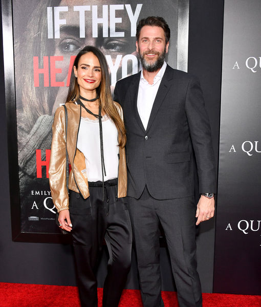 Jordana Brewster Files for Divorce from Andrew Form