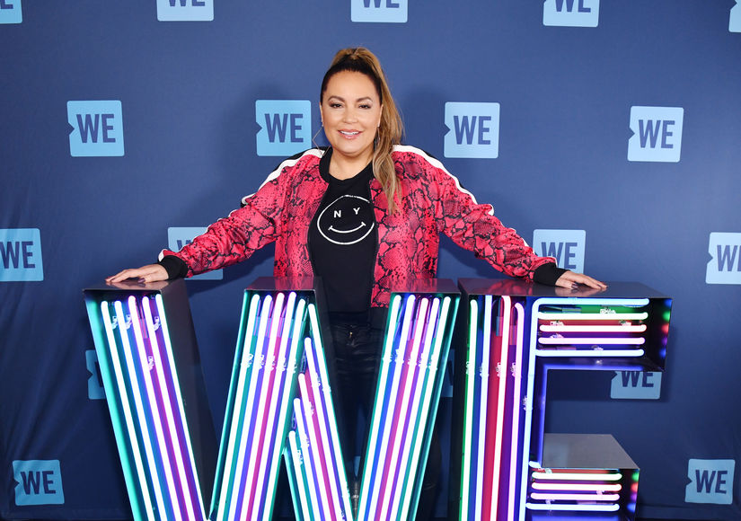 Angie Martinez Talks Filming 'Untold Stories of Hip-Hop' During COVID-19…