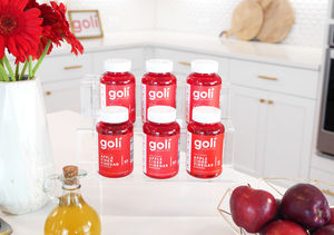 Get All the Benefits of Apple Cider Vinegar with Goli Gummies!