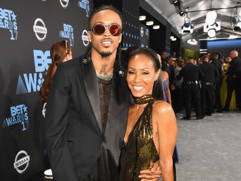Jada Pinkett Smith Confirms Past Relationship with August Alsina While on a Marriage Break