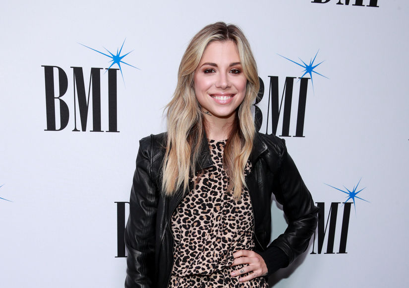 Christina Perri Expecting Baby #2 — When Is She Due?