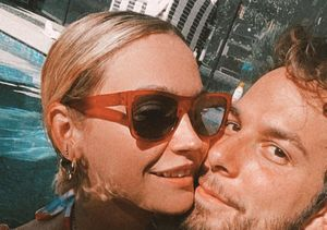 PDA Alert! Skylar Astin & Lisa Stelly Make It Instagram Official