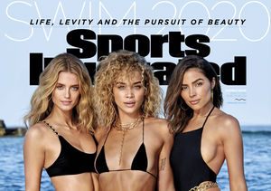 Sports Illustrated Swimsuit Cover Girls Olivia Culpo, Jasmine Sanders &…