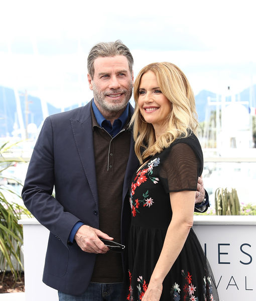 A Look Back at Kelly Preston & John Travolta's Love Story