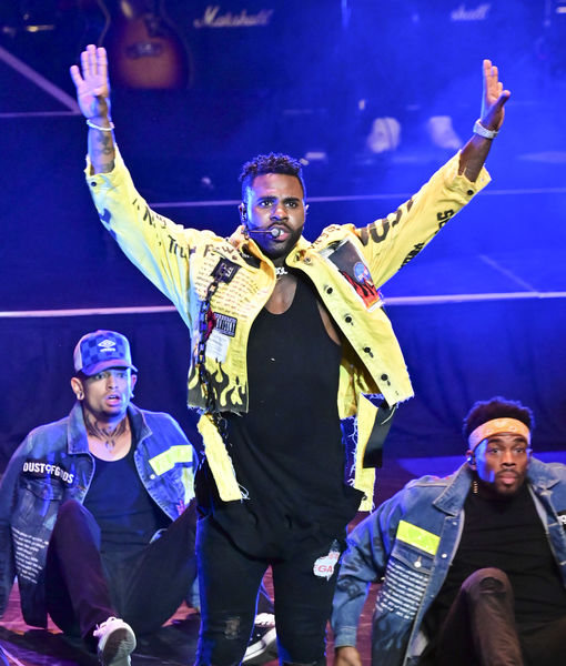 Jason Derulo Says Quarantine Has Been 'Eye-Opening,' Plus: His Past Experiences with Racism