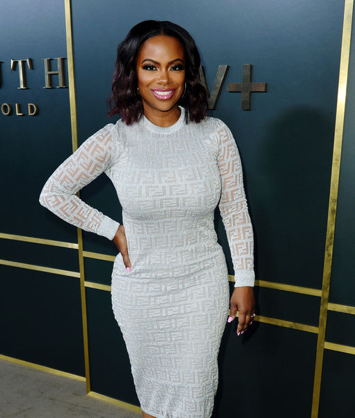 Kandi Burruss on the Rules of Filming 'The Real Housewives of Atlanta' During the COVID-19 Pandemic