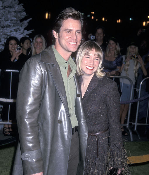 Jim Carrey's New Confession About His Ex, Renée Zellweger