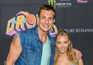 Rob Gronkowski & Camille Kostek Reveal Nightly Routine During…