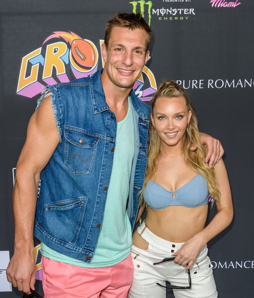 Rob Gronkowski & Camille Kostek Reveal Nightly Routine During Quarantine,…