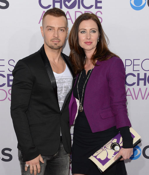 Joey Lawrence & Chandie Yawn-Nelson Split