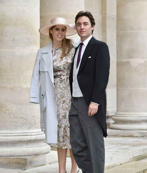 Royal Wedding! Princess Beatrice Marries Edoardo Mapelli Mozzi