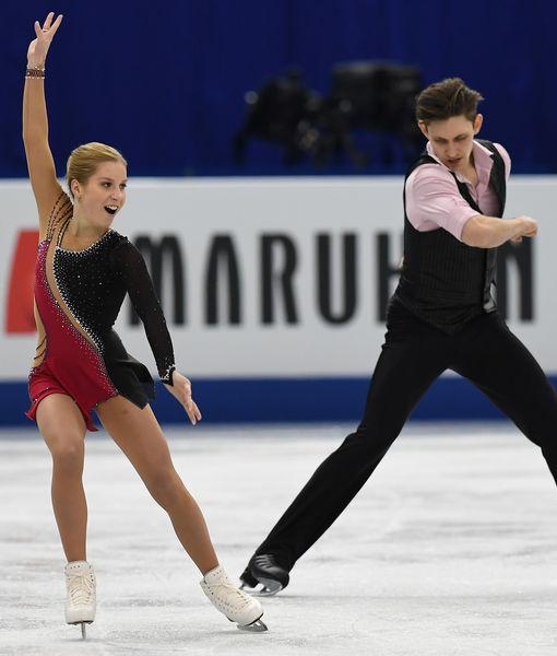Ekaterina Alexandrovskaya, Olympic Figure Skater, Dead at 20