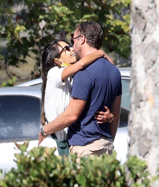 Jordana Brewster Kisses ValueAct CEO Mason Morfit After Filing for Divorce