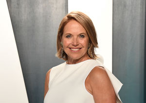 Katie Couric Talks Hosting 'Parent Trap' Reunion