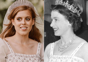 Princess Beatrice Wed in the Queen's Vintage Gown — See How They Wore It…