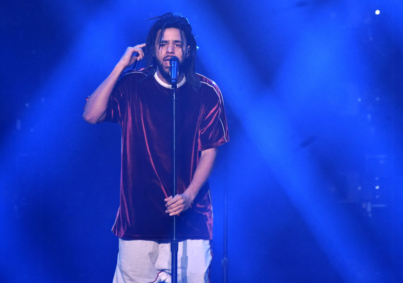 J. Cole Confirms He Has Two Sons