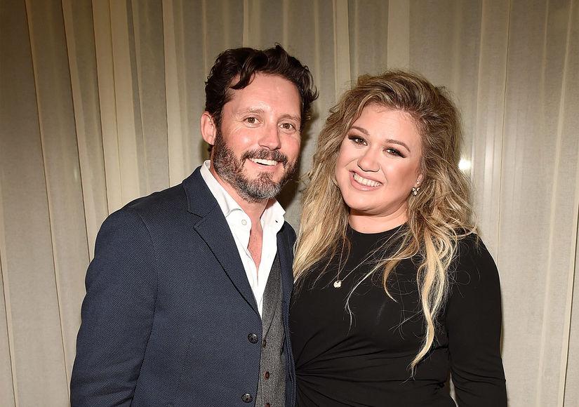 Kelly Clarkson's Husband Brandon Blackstock Responds to Divorce Filing