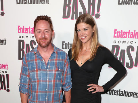 Adrianne Palicki Files for Divorce from Co-Star Scott Grimes... Again