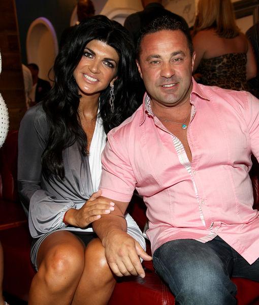 Joe & Teresa Giudice Finalize Divorce