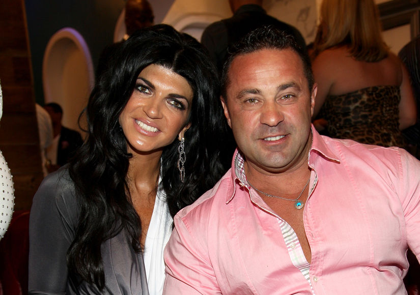 Joe & Teresa Giudice Finalize Divorce