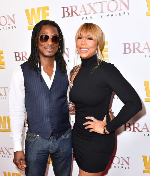 Tamar Braxton's Boyfriend Breaks His Silence, Gives Update on How She's Doing