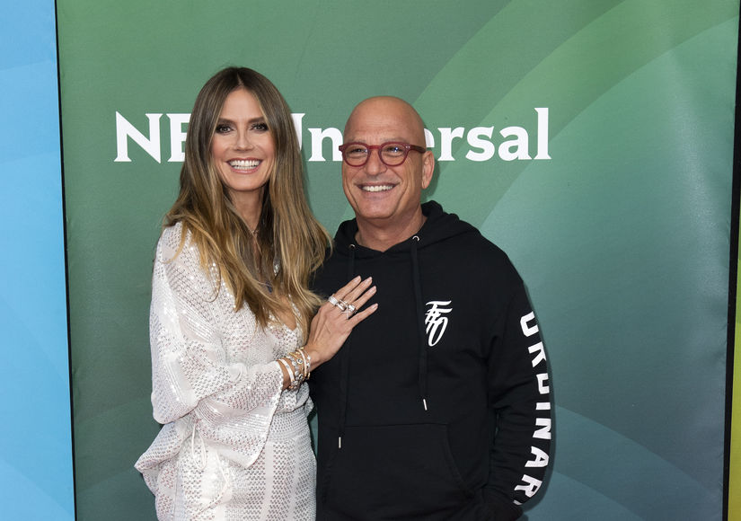 Heidi Klum & Howie Mandel Talk New Changes to Filming 'AGT' During…