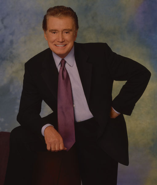 Regis Philbin, Iconic TV Host, Dead at 88