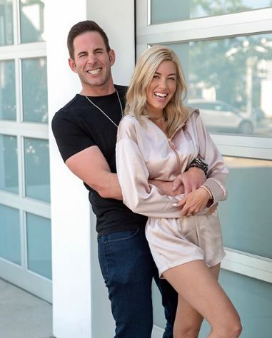 Tarek El Moussa & Heather Rae Young Are Engaged!