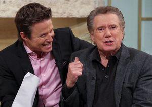 Billy Bush Shares His Favorite Memory of Regis Philbin