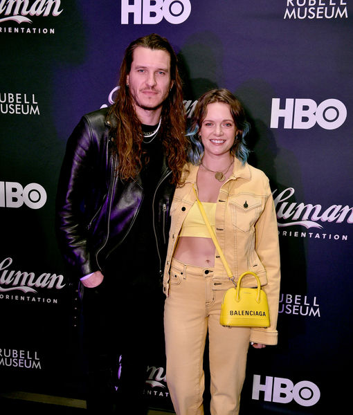 Surprise! Tove Lo Marries Charlie Twaddle