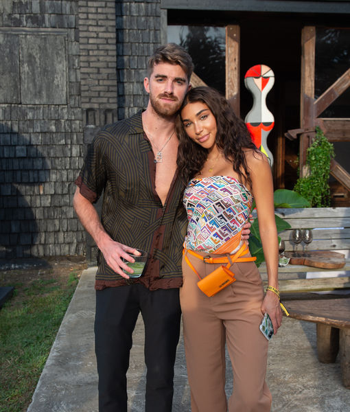 Chainsmokers Singer Drew Taggart & Chantel Jeffries Make It Instagram Official