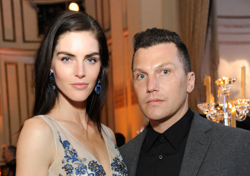 First Pic! Hilary Rhoda & Sean Avery Welcome Baby Boy Nash