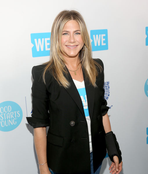 Jennifer Aniston Breaks Silence on Stalled 'Friends' Reunion