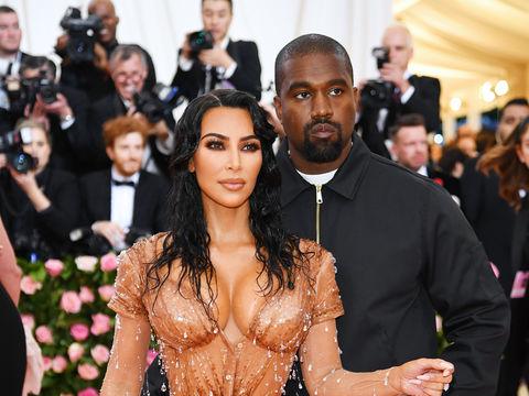 Kim Kardashian in Tears as She Reunites with Kanye West in Wyoming