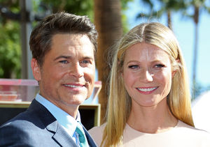 Rob Lowe Jokes About Wife Teaching Gwyneth Paltrow the 'Wiles of Lovemaking'