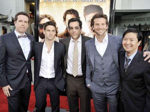 Producer Scott Budnick Recalls 'Hangover' Scene So 'Wild' Cops Were Called!