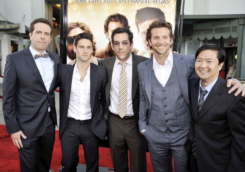 Producer Scott Budnick Recalls 'Hangover' Scene So 'Wild' Cops Were Called!