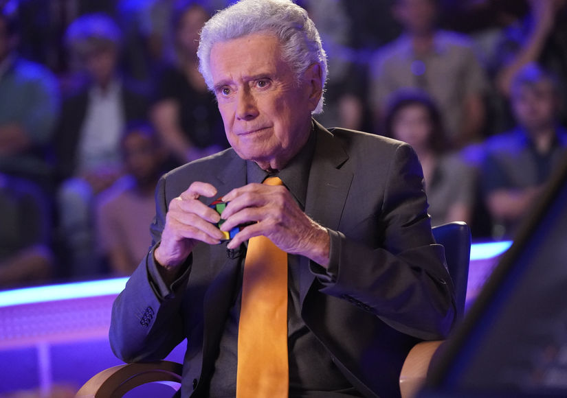 Regis Philbin's Cause of Death Revealed, Plus: Details of His Funeral