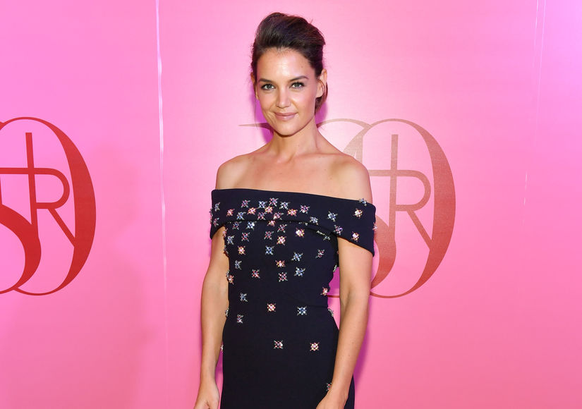 Katie Holmes Talks Playing 'Relatable' Mom in New Movie
