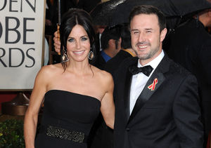 Exes Courteney Cox & David Arquette Reunite for 'Scream' Reboot