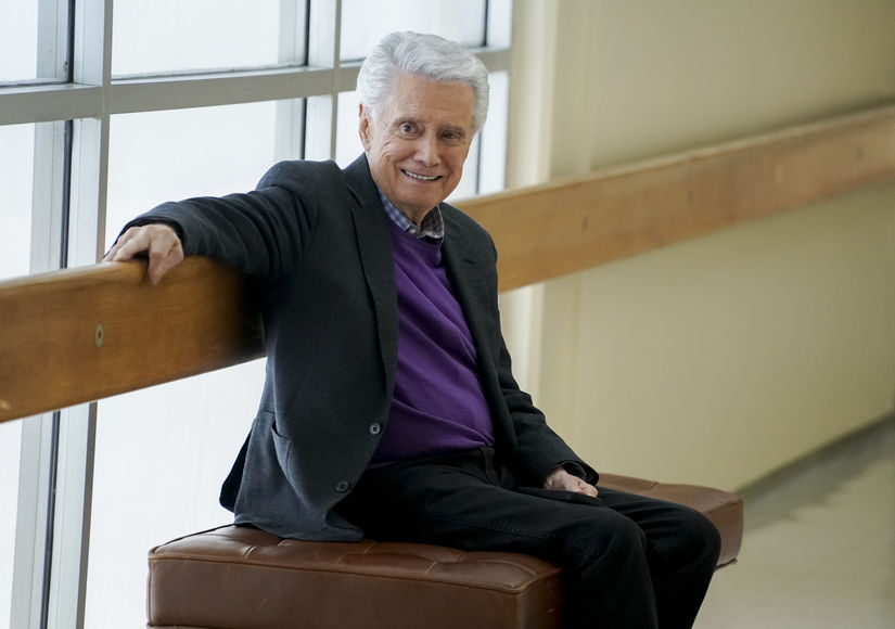 Regis Philbin Laid to Rest at His Alma Mater University of Notre Dame