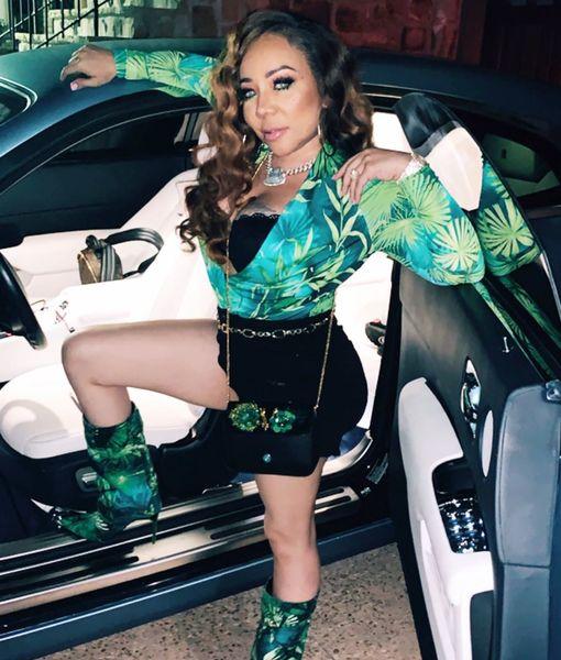 Tameka 'Tiny' Harris Brings Young Generation Into 'The Mix'
