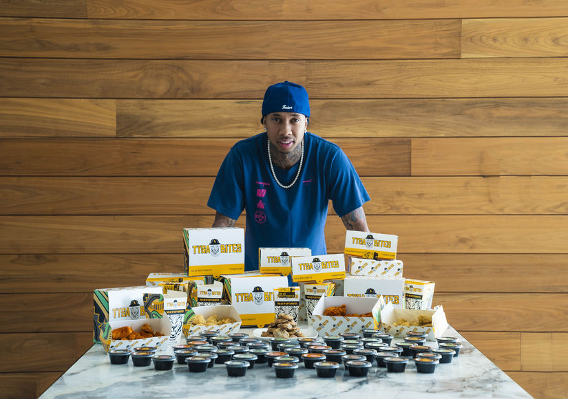 Tyga Dishes on His New Virtual Restaurant, Plus: His Life Under Lockdown