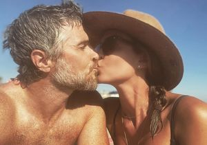 Sealed with a Kiss! Dave & Odette Annable Reconcile