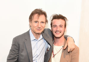 Liam Neeson & Son Micheál on Playing a Family Dealing with Grief…