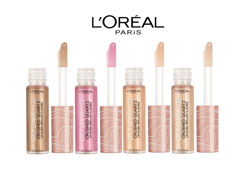 Get Glowing This Summer with the L'Oréal Paris Gold Mirage Collection